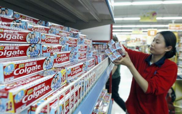 Top 10 brands in the FMCG sector