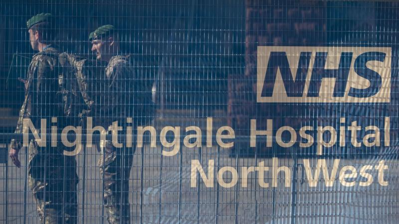Nightingale hospitals in north of England asked to 'mobilise'