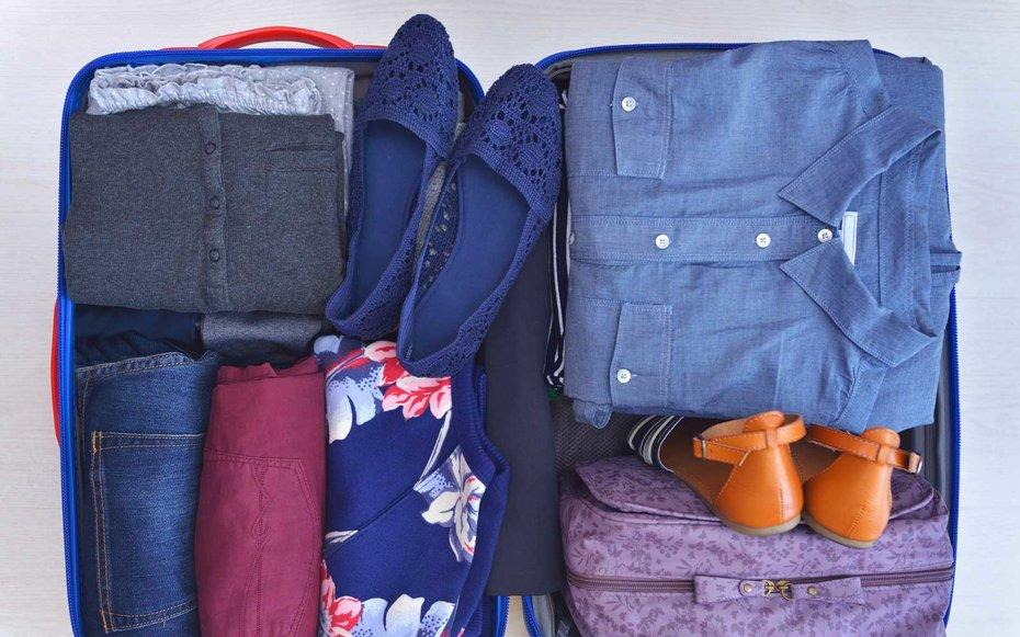 Nine packing mistakes everybody makes and how to avoid them for Best way to pack shirts