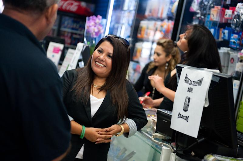 Latinos: A powerful force fueling small-business growth and driving $700 billion into the US economy