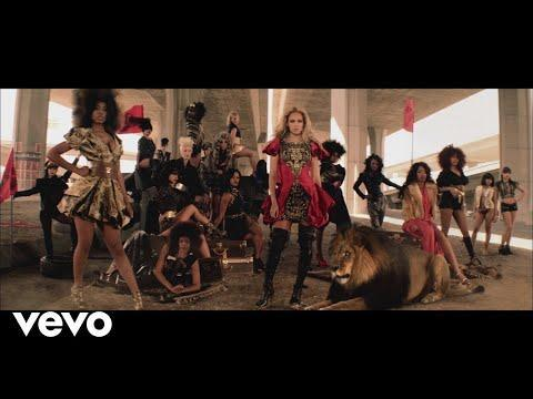 """<p>In case you need a reminder. </p><p><strong>Most empowering lyric: """"</strong>Who run the world? / Girls""""</p><p><a href=""""https://www.youtube.com/watch?v=VBmMU_iwe6U"""" rel=""""nofollow noopener"""" target=""""_blank"""" data-ylk=""""slk:See the original post on Youtube"""" class=""""link rapid-noclick-resp"""">See the original post on Youtube</a></p>"""