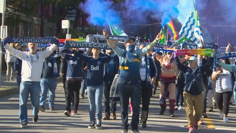 'This city wants a winner': Strong season has Vancouver Whitecaps playoff hopes high
