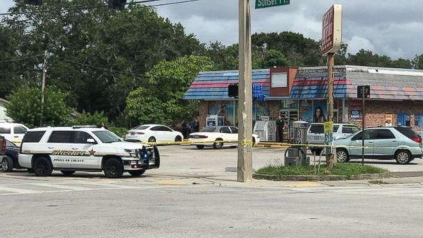 Michael Drejka shot and killed 28-year-old Markeis McGlockton in a convenience store parking lot in Clearwater, Fla., on Thursday, July 19, 2018. (WFTS)
