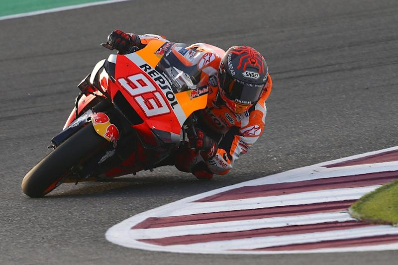 Marquez worried about Honda's Qatar performance