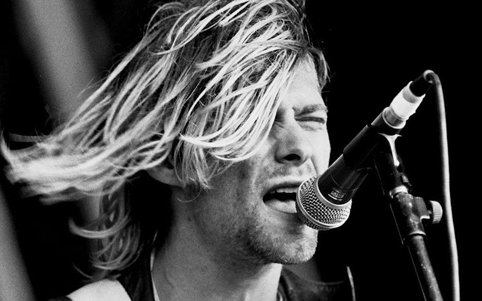 """<p>Kurt Cobain was no stranger to menial work before he became the frontman of Nirvana, working nights - much like Hong Kong Phooey - as a janitor to pay for their first demo. """"When I was a janitor I used to work with these guys Rocky and Bullwinkle,"""" he once recalled. """"They'd clean the toilet bowls with their bare hands and then eat their lunch without washing their hands."""" Nice.</p>"""