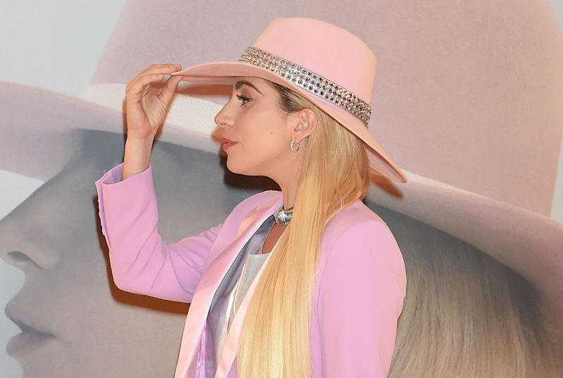 ef458487ff3 This is where you can buy Lady Gaga s pink Joanne hat