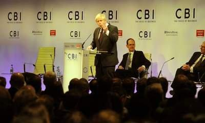 Boris Johnson Condemns Property Tax Plans