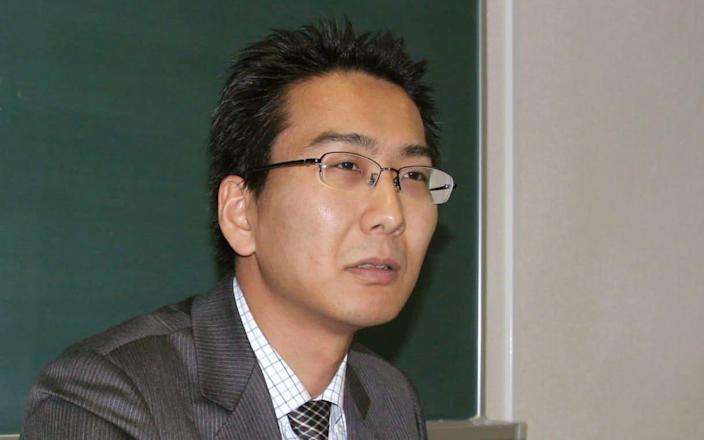 Yuki Kitazumi, a Japanese journalist, has been charged by Myanmar's junta - Kyodo/Reuters