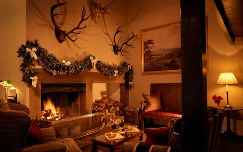 The Devonshire Arms Hotel and Spa, Bolton Abbey, Yorkshire Dales