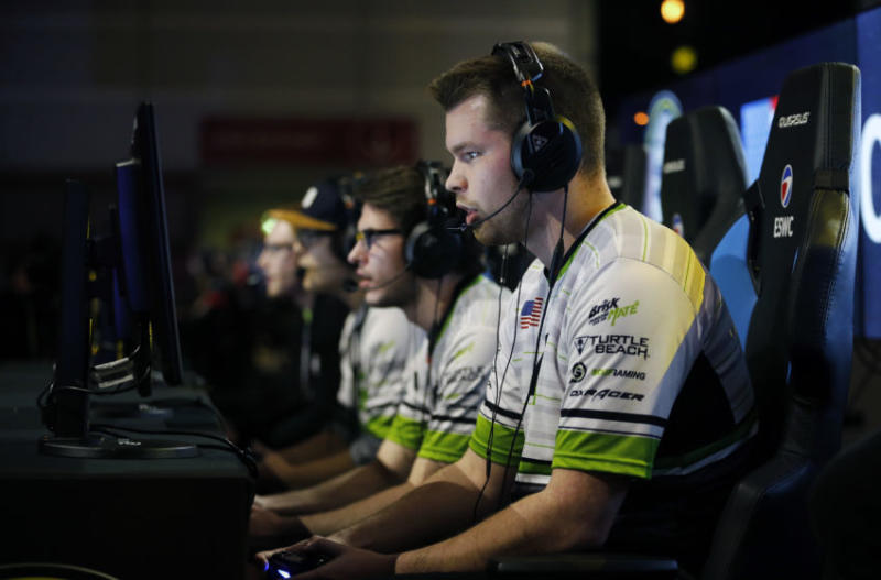 OpTic Gaming will be streaming exclusively on Twitch. (OpTic Gaming)