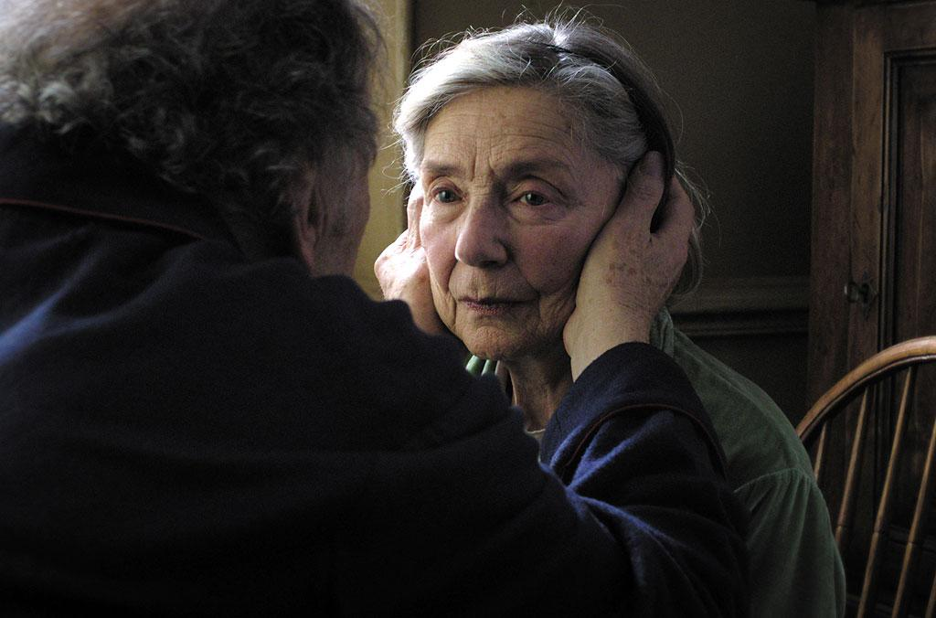 """Emannuelle Riva, """"Amour"""""""