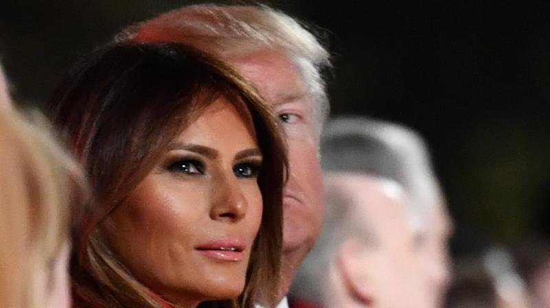 Donald Trump Is Making It Hard For Santa Claus To Fulfill Melania's Christmas List