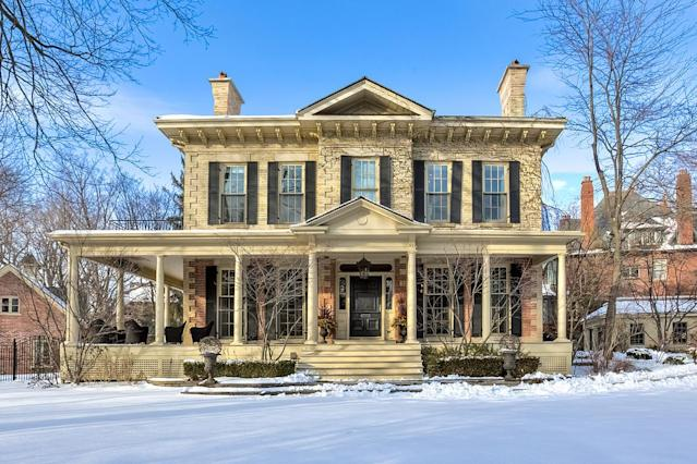"<p>No. 9: 124 Park Rd., Toronto<br> Price: $17,700,000<br> (<a href=""http://sothebysrealty.ca/en/property/ontario/greater-toronto-area-real-estate/toronto/101207/"" rel=""nofollow noopener"" target=""_blank"" data-ylk=""slk:Sotheby's International Realty"" class=""link rapid-noclick-resp"">Sotheby's International Realty</a>) </p>"