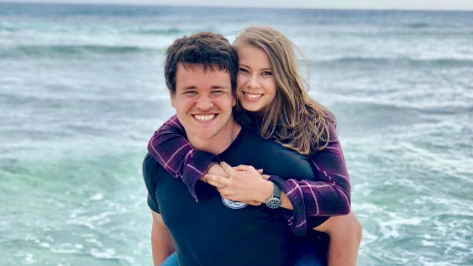 <p>Bindi and Chandler's cutest moments ever</p>