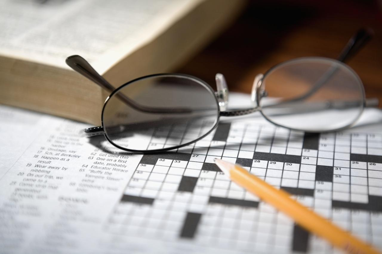 """<p>There are endless ways to <a href=""""https://www.oprahmag.com/life/health/a27492684/sudoku-crossword-puzzles-sharper-brain-study/"""" target=""""_blank"""">tackle a crossword puzzle</a>. Do' em at the dining room table on a slow weekend morning, <a href=""""https://www.oprahmag.com/life/g30158284/best-smart-pens/"""" target=""""_blank"""">pencil in hand (or pen,</a> if you're feeling reckless). Fill 'em out on an app, and make the commute whiz by. Gather 'round the<a href=""""https://www.amazon.com/York-Times-Sunday-Crossword-Omnibus/dp/1250149320"""" target=""""_blank""""> Sunday puzzle with friends</a>, helping each other with clues.</p><p>No matter how you approach the crossword puzzle, this remains the same: There's not much in the world more satisfying than filling in that very last square. </p><p>Successfully completing a crossword puzzle <em>definitely </em>boosts the ego—but there are even more tangible benefits to crosswords than self-admiration. In 2017,<a href=""""https://www.exeter.ac.uk/news/featurednews/title_595009_en.html"""" target=""""_blank""""> research carried out by experts</a> at the University of Exeter Medical School and Kings College London concluded that practitioners of word puzzles maintain brain function as they age, especially in the categories of attention, reasoning, and memory.</p><p>Essentially, doing crosswords is the <a href=""""https://www.oprahmag.com/life/food/a29473786/oprah-plant-based-diet-plan/"""" target=""""_blank"""">equivalent of eating vegetables</a>, for your mind. Except that crosswords are way more fun than salad.  Here's where to find the best crossword puzzles for free online, in books, as well as some printable options for kids and beginners.</p>"""