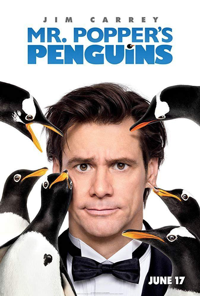 """<p>You'll get a kick out of watching Mr. Popper (Jim Carrey) turn his apartment into a snow-filled haven for his newly acquired penguins.</p><p><a class=""""link rapid-noclick-resp"""" href=""""https://www.amazon.com/Mr-Poppers-Penguins-Jim-Carrey/dp/B006FLG35E/?tag=syn-yahoo-20&ascsubtag=%5Bartid%7C10050.g.25336174%5Bsrc%7Cyahoo-us"""" rel=""""nofollow noopener"""" target=""""_blank"""" data-ylk=""""slk:WATCH NOW"""">WATCH NOW</a></p>"""