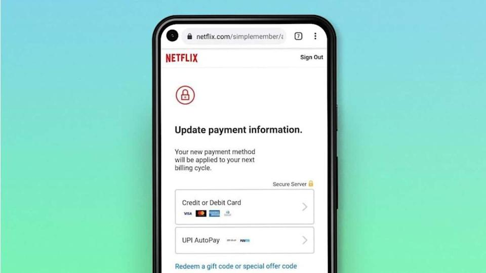 Netflix introduces UPI AutoPay feature to make subscription renewal easier