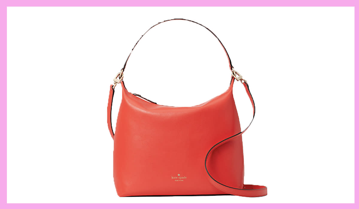 This shade is called Geranium, perfect for summer and well into the fall. (Photo: Kate Spade)