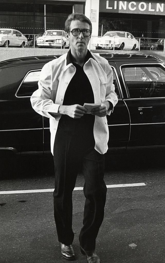 Halston (Photo by Ron Galella/Ron Galella Collection via Getty Images)