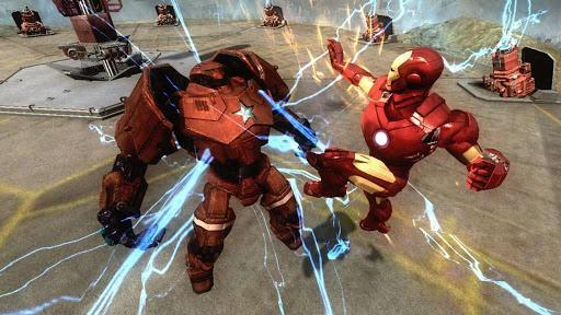 'Iron Man 2' was released by Sega in 2010