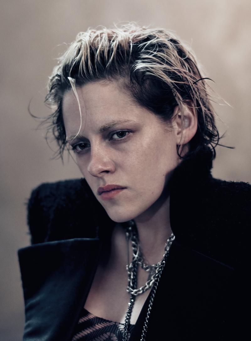 Kristen Stewart in the 2020 Pirelli calendar. [Photo: 2020 Pirelli Calendar by Paolo Roversi]