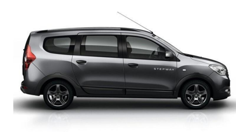 Dacia Lodgy a gpl