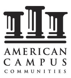 American Campus Communities, Inc. Reports Second Quarter 2020 Financial Results