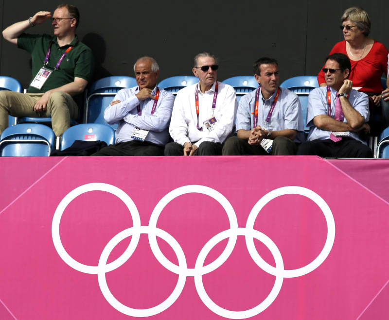 Rogge: London Olympics 'really very good'