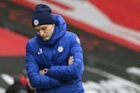 Chelsea manager Thomas Tuchel was frustrated by a 1-1 draw at Southampton