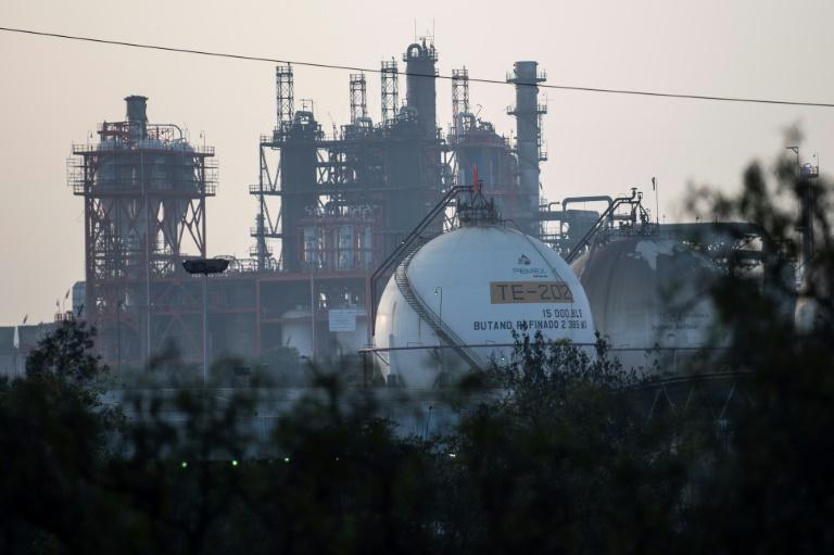 Almost a third of the investment will be used to rehabilitate facilities of debt-laden state oil giant Pemex