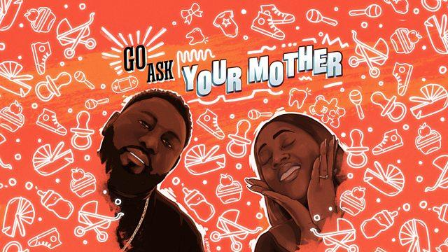 Go Ask Your Mother August podcast cover art recommended