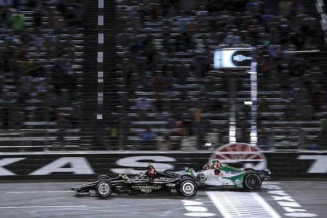 IndyCar confirms Texas season start without fans
