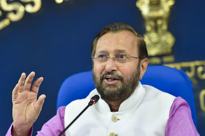 Protests Against Draft EIA are 'Unnecessary & Premature': Javadekar Responds to Congress' Barbs