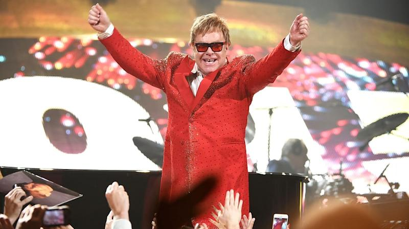 Elton John to Document 'Crazy Life' in New Autobiography