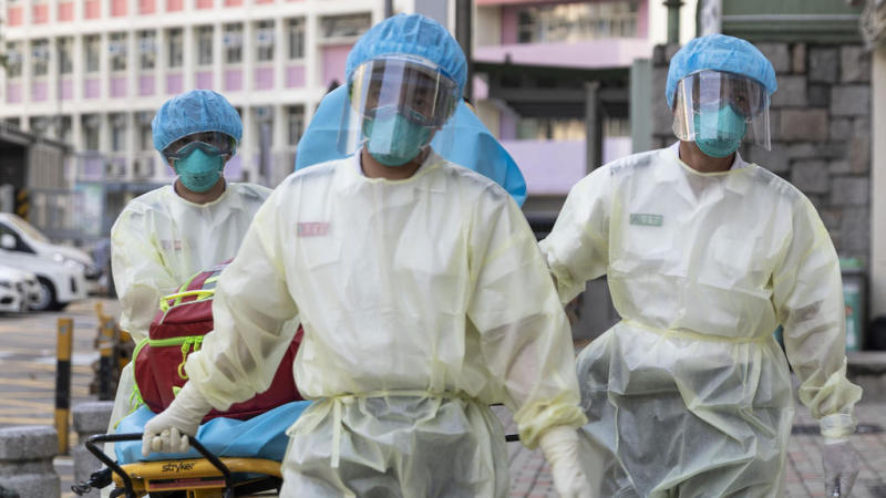 Covid-19: Hong Kong researchers report first documented re-infection