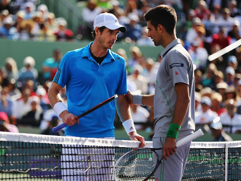 Tennis - Djokovic could face Murray in US Open quarter-finals