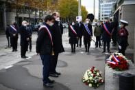 Fifth anniversary of the Paris attacks