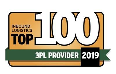 Performance Team made the Inbound Logistics Top 100 3PL Provider list for the 15th year in a row.
