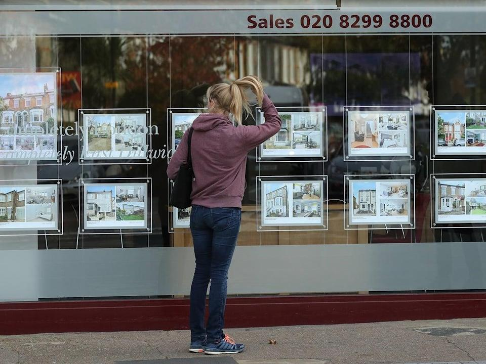 A tax cut on property purchases tapered  off from 1 July causing sales to fall  (Getty Images)