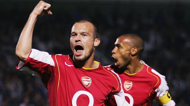 The former Sweden international could find no room for the former France international but drafted in a number of his ex-Arsenal colleagues