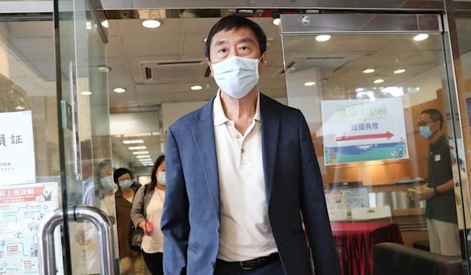 Gastroenterologist Dr Joseph Sung is urging the government to keep border controls tight. Photo: May Tse