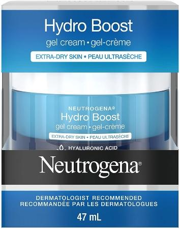 Neutrogena Hydro Boost Gel Cream. (Image via Amazon)