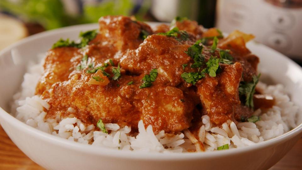 """<p>Give your delivery man the night off—these beat anything on your takeout menu. All your favorites are here: chicken tikka masala, butter chicken, dal, spicy chickpeas, and more. Check out even more <a href=""""https://www.delish.com/cooking/g3849/best-slow-cooker-recipes/"""" rel=""""nofollow noopener"""" target=""""_blank"""" data-ylk=""""slk:slow-cooker recipes"""" class=""""link rapid-noclick-resp"""">slow-cooker recipes</a> and <a href=""""https://www.delish.com/cooking/g4363/crockpot-soup-recipes/"""" rel=""""nofollow noopener"""" target=""""_blank"""" data-ylk=""""slk:soups"""" class=""""link rapid-noclick-resp"""">soups</a>, too.</p>"""