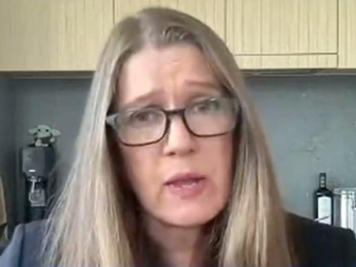 Mary Trump said her family communicates through lawsuits when they disagree (BNC News)