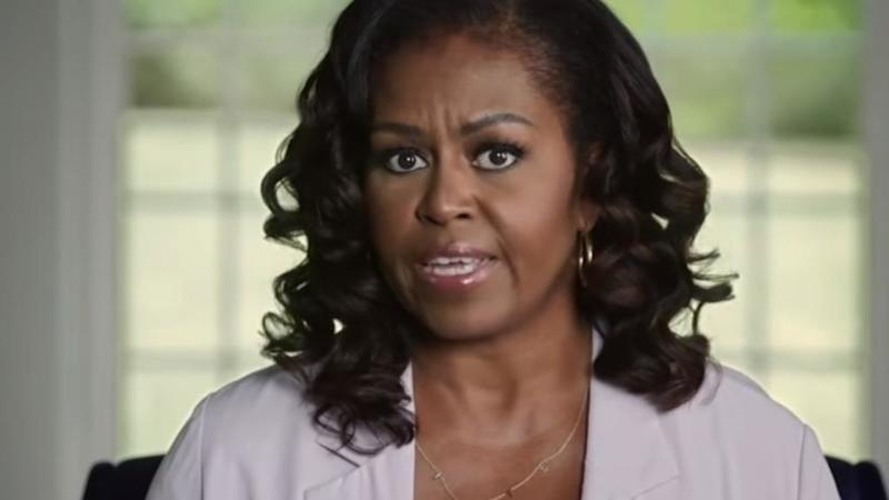 Michelle Obama slams Trump in rare scathing attack over Covid, race relations
