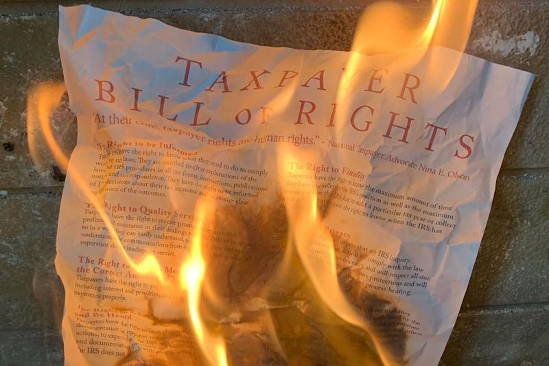 IRS, Ignoring Its Own Watchdog, Sends Letters About Crypto Taxes Once Again
