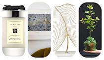 <p><strong>In need of a stylish yet unique new home gift?</strong></p><p> Whether you're frantically searching for the perfect housewarming present, or you want to find a funny, unique or practical new house gift for a first home, you've come to the right place. Browse the gallery for the best housewarming gift ideas...</p>