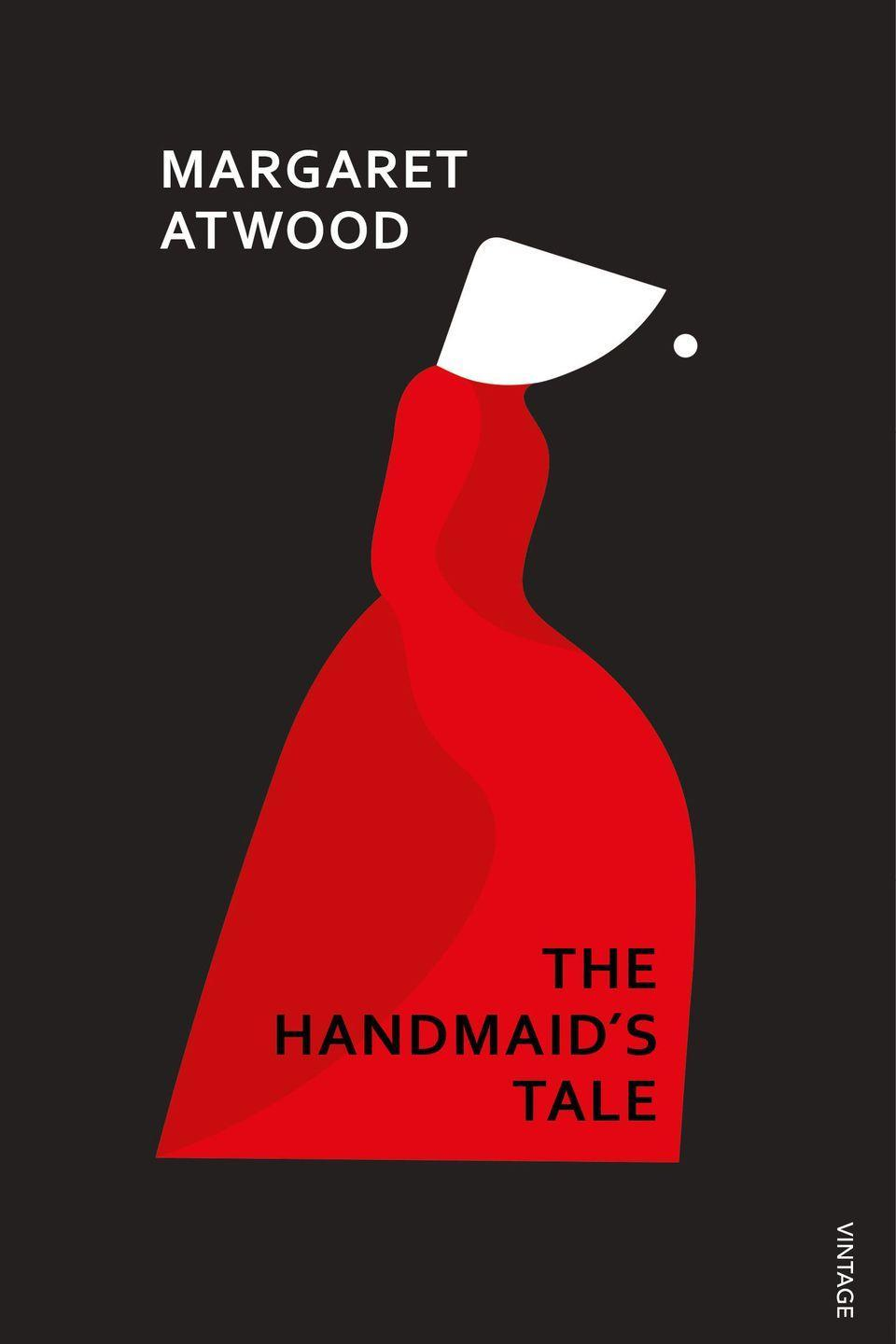 """<p><a class=""""link rapid-noclick-resp"""" href=""""https://www.amazon.co.uk/Handmaids-Tale-Contemporary-Classics/dp/0099740915?tag=hearstuk-yahoo-21&ascsubtag=%5Bartid%7C1927.g.35935432%5Bsrc%7Cyahoo-uk"""" rel=""""nofollow noopener"""" target=""""_blank"""" data-ylk=""""slk:SHOP NOW"""">SHOP NOW</a></p><p>Margaret Atwood's dystopian novel has been widely praised for its unnerving prescience in the modern world. Set in a future America where women are reduced to their reproductive usefulness, the female race are dehumanised by a repressive patriarchy. The Handmaid's Tale has sold over eight million copies worldwide since it was first published in 1985, proving just how relevant its themes still are. </p>"""
