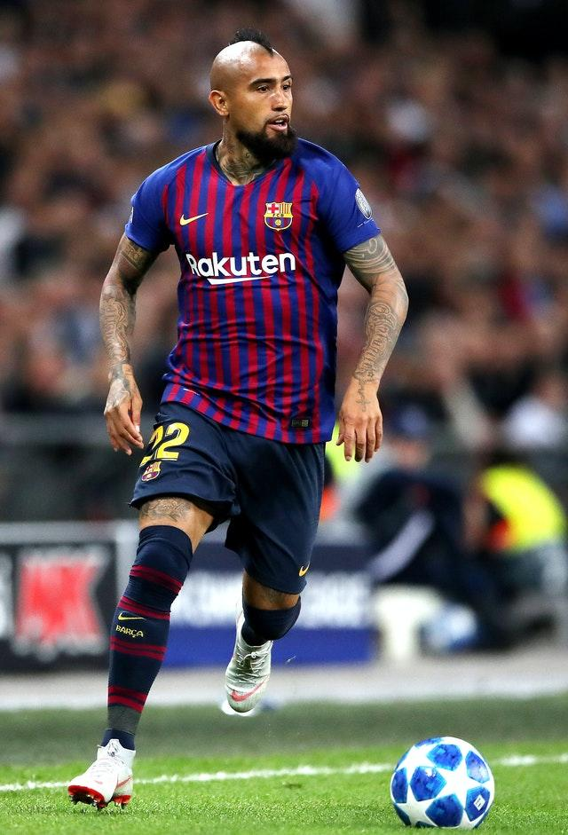 Arturo Vidal joined Barcelona from Bayern Munich two summers ago