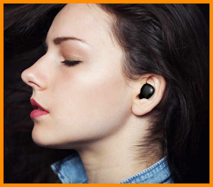 NYZ Wireless Earbuds are on sale for $15. (Photo: Amazon)